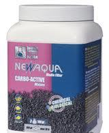 Carbo Active Carbone Vegetale Acquari NEWA Gr.100 Lt.100