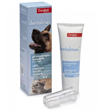 Dentalmax Ml50 CANDIOLI Gel Denti Cani e Gatti