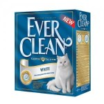 Lettiera Gatto Ever Clean White 10 kg