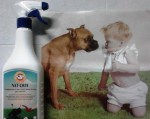 Spray Disabituante Cane e Gatto No Quì 750 ml