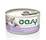 Oasy Mousse Gattino Kitten Gr.85